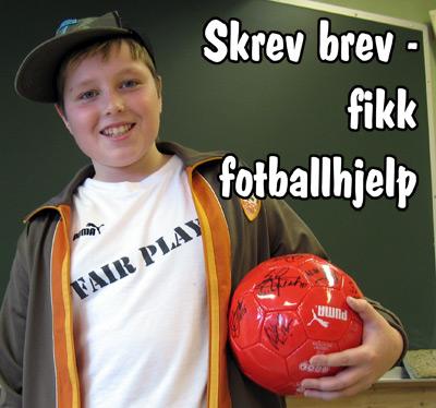 fotballhjelp